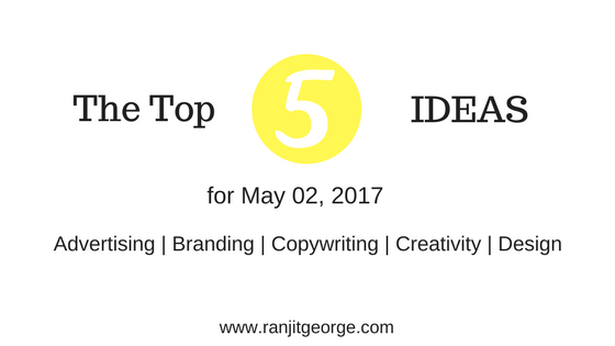 The top 5 ideas for May 02, 2017